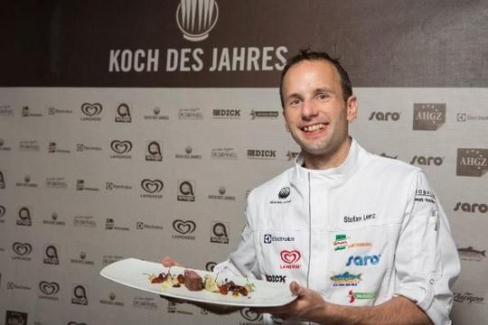 Kochwettbewerb food 2000 meine kulinarische welt for Koch des jahres